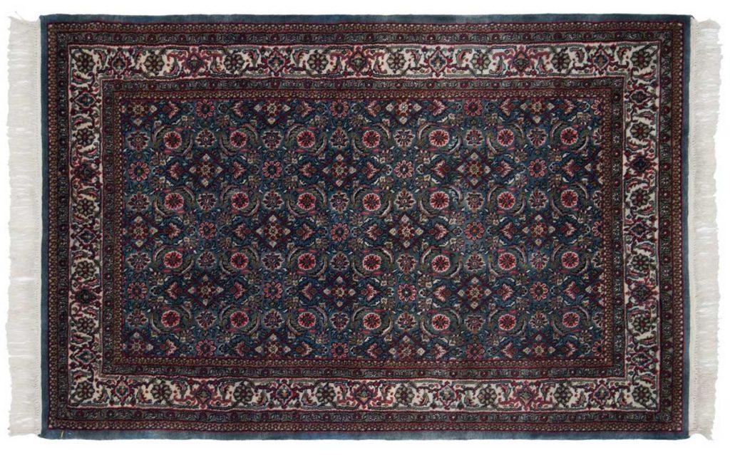 4×7 Herati Blue Oriental Rug 030792