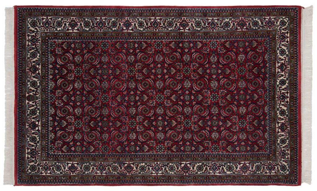 4×7 Herati Red Oriental Rug 031082