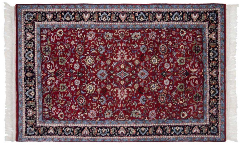 4×7 Kashan Red Oriental Rug 034151
